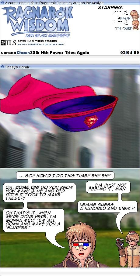 Comic #407
